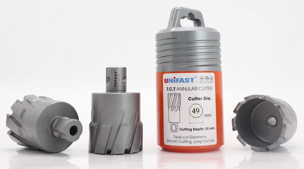 Mũi khoan từ 49mm UniFast TCT 49x35