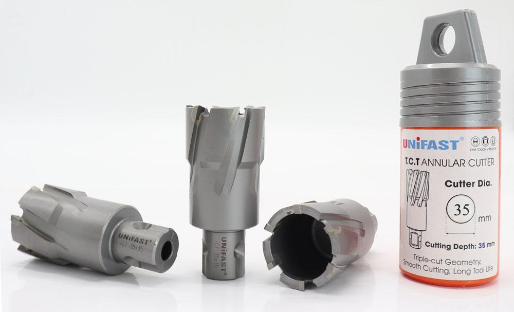 Mũi khoan từ UniFast TCT 35x35