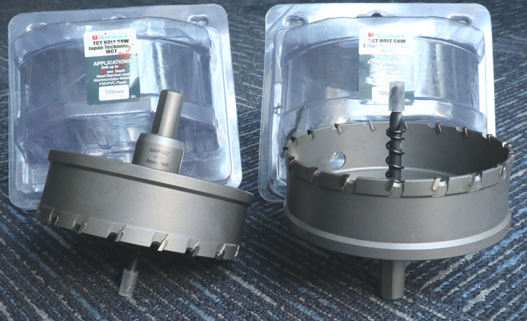 Mũi khoét UniFast MCT-105