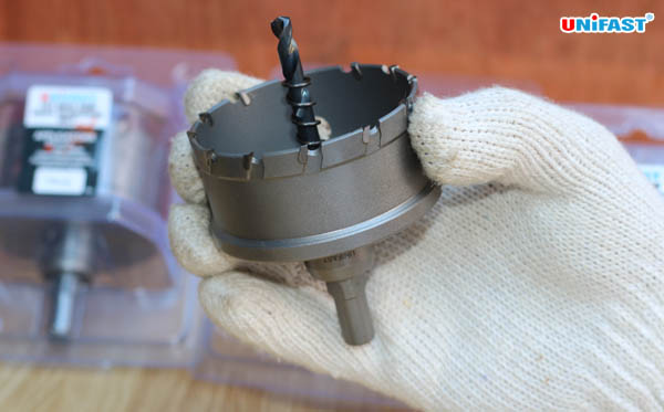 Mũi khoét lỗ hợp kim phi 70 MCT-70