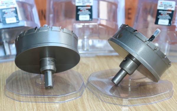 Mũi khoét lỗ kim loại hiệu UniFast MCT-100