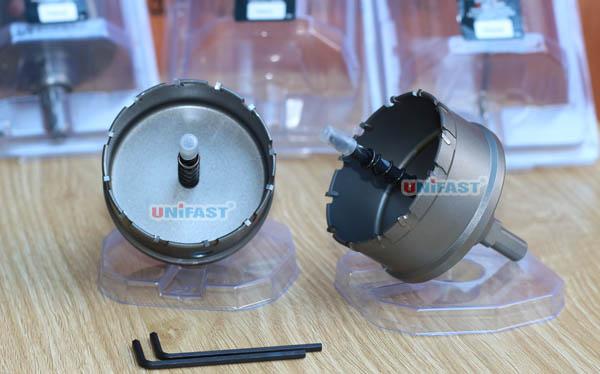 Mũi khoét lỗ kim loại MCT-70