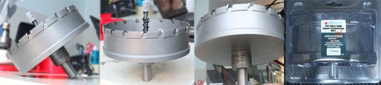 mũi khoét 114 UniFast